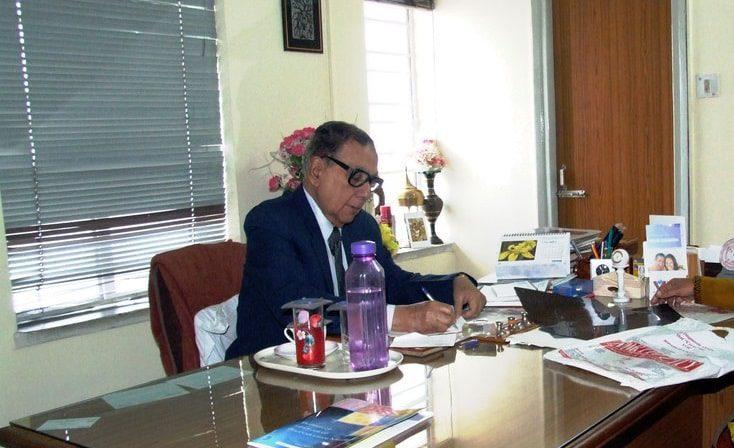 Dr. Baidyanath Chakrabarty