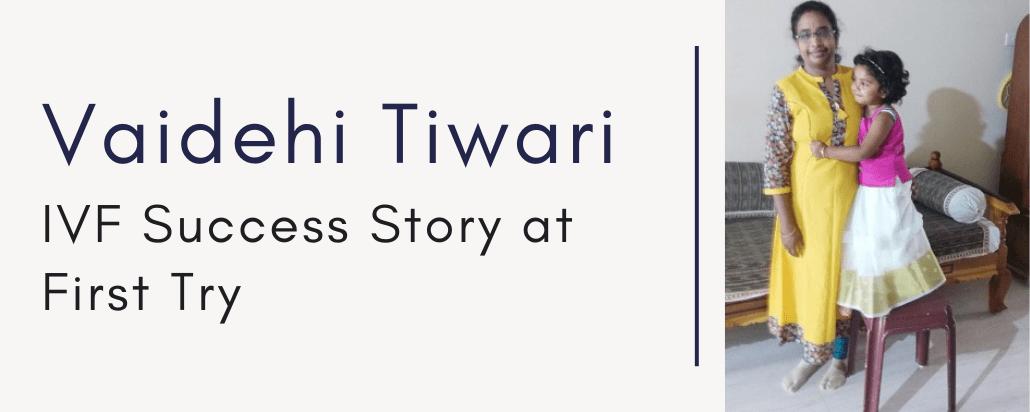 IVF Success Story in Gurgaon By Vaidehi Tiwari