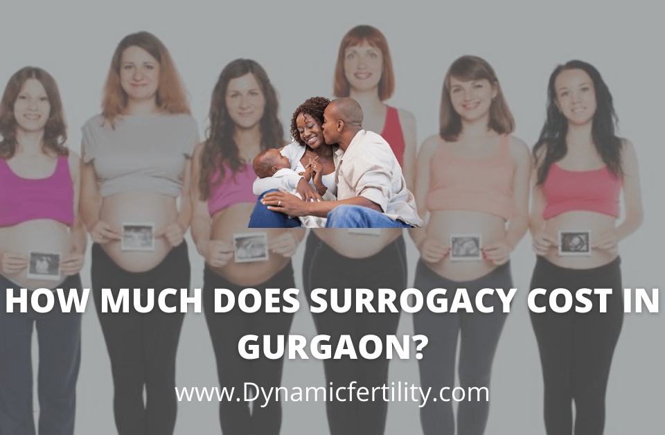 surrogacy cost in gurgaon 2021